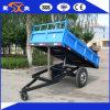 Nuovo tipo rimorchio durevole del trattore agricolo 2t per trasporto