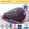 Superiore con il cuscino ammortizzatore pneumatico della barca di gomma di certificazione di CCS