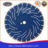 Sierra de diamante de la hoja: 350 mm Hoja de sierra circular para Hormigón Armado