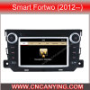 Reproductor de DVD especial de Car para Smart Fortwo (2012--) con GPS, Bluetooth. (CY-8387)