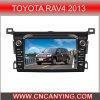 GPS를 가진 Toyota RAV4 2013년, Bluetooth (AD-6670)를 위한 특별한 Car DVD Player
