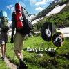 LED Camping, Boating o Hiking Inflatable Solar Lantern