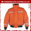 オレンジ安全摩耗の保護オートバイの安全ジャケット(ELTSJI-20)