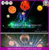 Planètes gonflables de vente chaude pour la décoration, Sun, Mars, planètes du système solaire neuf de Saturne