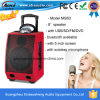 Singolo lettore DVD di 8-Inch Portable Costruire-in Speaker con il LED Light