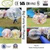 Bola clasificada humana de la burbuja del fútbol de la marca de fábrica de Fwulong para la venta