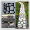 DIY Plastic Pavement Mold para el jardín Pavement Mold de Paving Stone Decorative Sidewalk Pebbles Stone del jardín