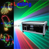 laser Light Projector (L868RGB) de 350mw Full Color RGB Animation