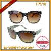 F7518 China Wholesale Floral Frame Lady Fashion Sunglasses