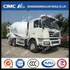 Carro del mezclador concreto de Shacman 10-16cbm 6*4