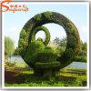 Plantas artificiales decorativas al aire libre del Topiary del fabricante profesional