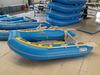 barco de pesca de borracha do barco Hy-E250 do esporte do barco inflável do PVC de 2.5m para a venda