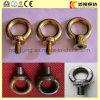 Carbone Stee soulevant le boulon d'oeil et la noix modifiés DIN580 DIN444