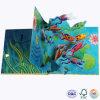 Livre instantané du livre 3D pour apprendre ou divertissement d'enfants