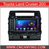 Toyota 땅 Cruiser 200 (AD-8102)를 위한 A9 CPU를 가진 Pure Android 4.4 Car DVD Player를 위한 차 DVD Player Capacitive Touch Screen GPS Bluetooth