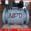 Шариковый клапан Trunnion кованой стали API 6D (Q47F)