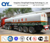 China Tanker 2015 LNG Lox Lin Lar Semi Trailer mit ASME GB Standards