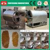 Pleine arachide de l'acier inoxydable 304, anacarde, machine de rôtissoire de gaz d'amande