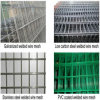 2X2 Electric Galvanized Welded Wire Mesh para Fence Panel