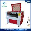 Madeira, acrílico, tela, máquina de estaca de couro do laser do CO2 da máquina de estaca