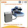 Kleine Fräser-Tischplattenmaschine CNC-6090 für das Bekanntmachen des Stich-Ausschnitts