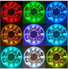Multicolored with White RGB 5m 5050 LED Strip Light