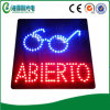 LED Abierto Sign con UL (HAS0016)