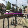 La verticale jumelle actionnée en bois portative d'engine d'essence de HP de la machine de découpage 20 a vu