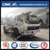 Carro del mezclador concreto de Shacman 4*2 con la capacidad 4-6m3