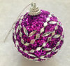 los 8cm Styrpfoam Christmas Ball para Gift Christmas /Halloween /Party Gifts