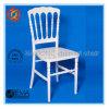 Cadeira branca de Napoleon do partido da resina