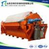 Filtro de vacío de cerámica de la máquina de proceso de los tizones del metal, filtro de cerámica para el tratamiento de la mezcla del agua del carbón