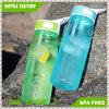 Plastiktrommel mit Stroh BPA geben 700ml frei