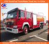 De op zwaar werk berekende Vrachtwagen van de Brandbestrijding van Sinotruk HOWO 6*4 336HP