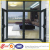 Break termico Insulated Aluminium Window/Aluminum Casement Window con Tempered Glass