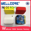 con Cr2477 Battery 2 Years Life Tiempo Colorful Caso Bluetooth 4.0 BLE Ibeacon