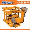 Qt40-3Aの機械を作る小さい卵の層の移動式コンクリートブロック