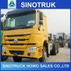 336 HP Sinotruk HOWO 6X4 트랙터 트럭