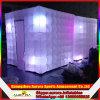 Grosser aufblasbarer Spray-Stand, Einkaufszentrum-aufblasbare Foto-Stand-Gehäuse-Zelt-Verkäufe