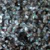 Blacklipの六角形パターン(BLT-HX17)の真珠色のモザイク・タイル