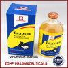 Iniezione animale 10%, 20% della tilosina della medicina dell'apparato respiratorio