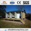Beständiges Behälter-Haus mit Stahlkonstruktion-Polyurethan-Wand