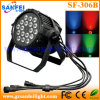 18PCS*10W 4in1 Waterproof PAR Light LED