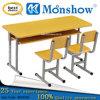 Горячее-Sale Double School Desk и Chairs