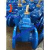 Soupape à vanne industrielle de bride de fer de moulage d'API/ANSI