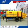 20m3-80m3/H Electric or Diesel Trailer Concrete Pump