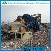 Fábrica de la desfibradora de la trituradora para el plástico del funcionamiento/la madera/el neumático/el neumático estable/la basura/el caucho médicos