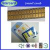 Cartões do contato CI do controle de acesso Sle4442 do hotel