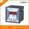 Medidor trifásico do fator de potência RS485 de Dm72-3h