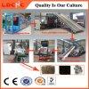 Überschüssiger/verwendeter Reifen-Reißwolf, der Maschinen-Gerät mit Gummipuder-Produktionszweig aufbereitet